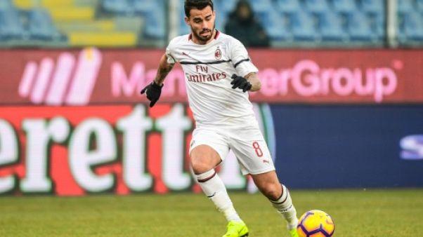 Italie: l'AC Milan reprend la 4e place