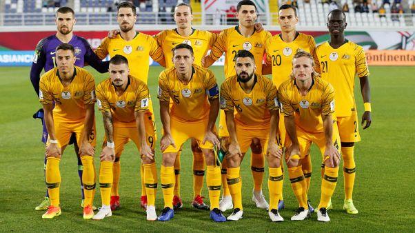 استراليا تتجاوز أوزبكستان بصعوبة وتبلغ دور الثمانية لكأس آسيا