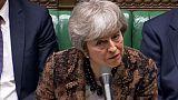 Brexit: May veut rediscuter avec Bruxelles la question de la frontière irlandaise