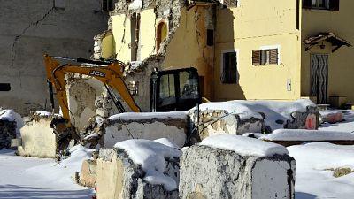 Pg, attenzione a subappalti post sisma