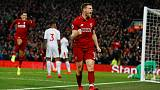 Red-card reunion: Milner sent off by his own former PE teacher