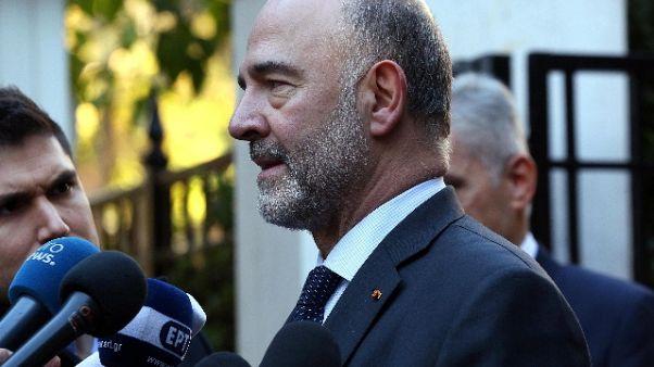 Moscovici a Di Maio,frasi irresponsabili