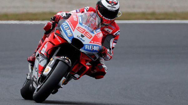 Lorenzo to miss Malaysian MotoGP test after wrist operation