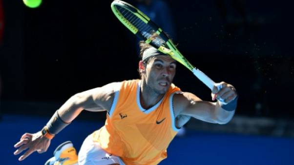 Open d'Australie: Nadal à l'épreuve de Tiafoe