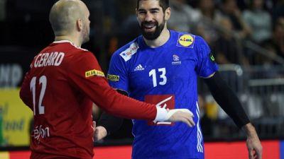 Hand: les Français déjà en demi-finales du Mondial