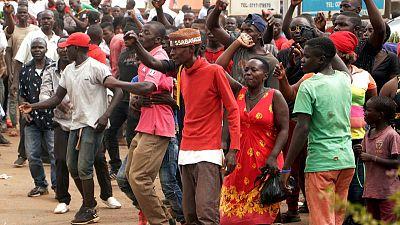 Uganda plans restrictions on artists