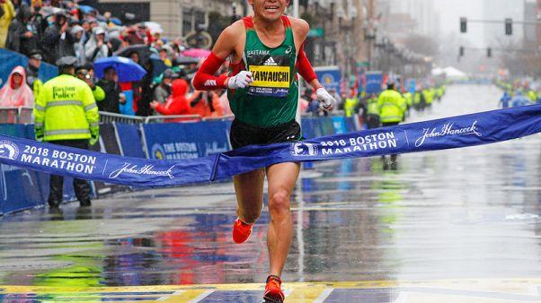 'Citizen Runner' Kawauchi ready for next marathon step