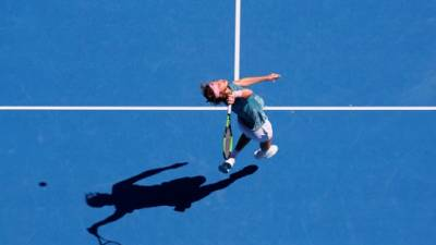 Open d'Australie: première demi-finale en Grand Chelem pour Tsistipas, à 20 ans