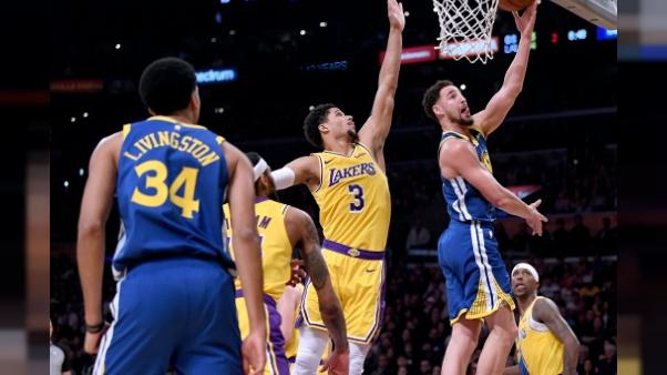 NBA: Golden State tranquille face aux Lakers, Embiid domine Harden