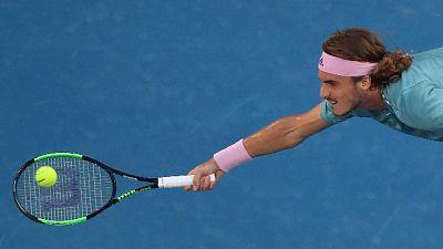 Aus Open, Tsitsipas primo semifinalista