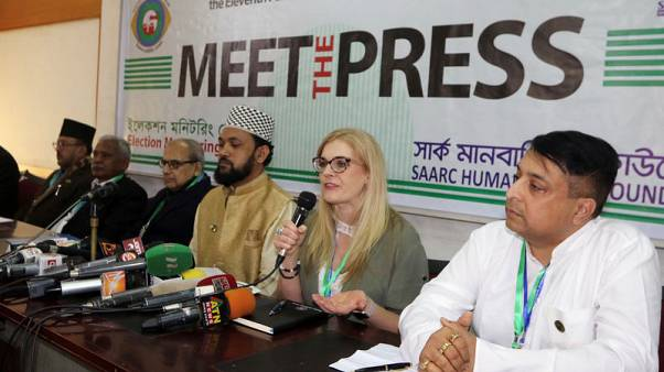 Exclusive: Some in Bangladesh election observer group say they now regret involvement