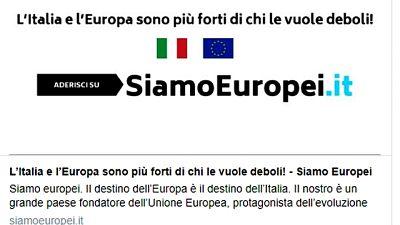 Polemica Tajani-Calenda su lista Ue
