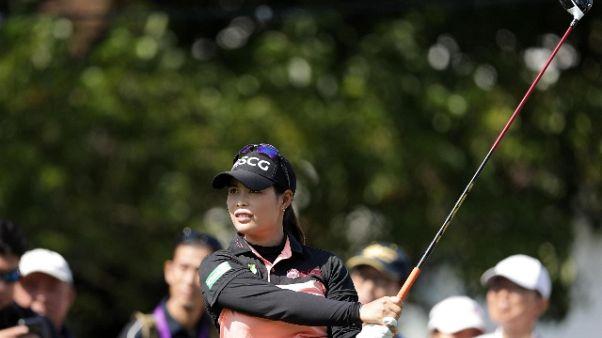 Golf, Jutanugarn a lezione da Allen
