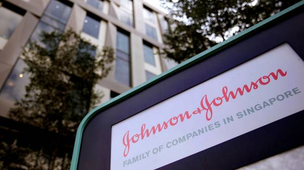 Johnson & Johnson quarterly sales beat expectations