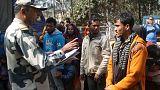 الشرطة الهندية تعتقل مجموعة من الروهينجا المسلمين تقطعت بهم السبل على حدود بنجلادش