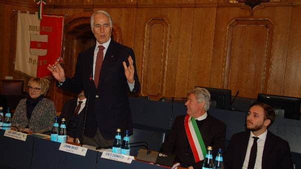 Malagò, bene dossier Italia per 2026