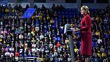 Ukraine : l'ex-Première ministre Ioulia Timochenko candidate à la présidentielle