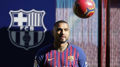 Boateng, 'un sogno essere al Barcellona'