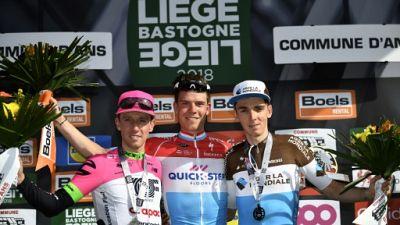 """Cyclisme: retour à Liège pour la """"Doyenne"""" des classiques"""