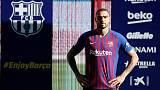 Boateng wants to 'win it all' after shock move to Barcelona