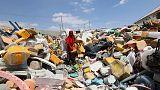 الصوماليون يجنون أرباحا من إعادة تدوير مخلفاتهم البلاستيكية