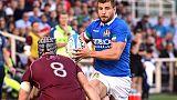 Rugby:Lovotti,ora pensiamo solo a Scozia