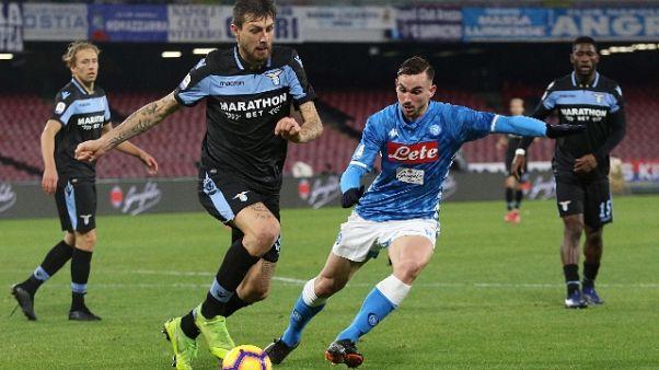 Serie A: 8 squalificati per un turno