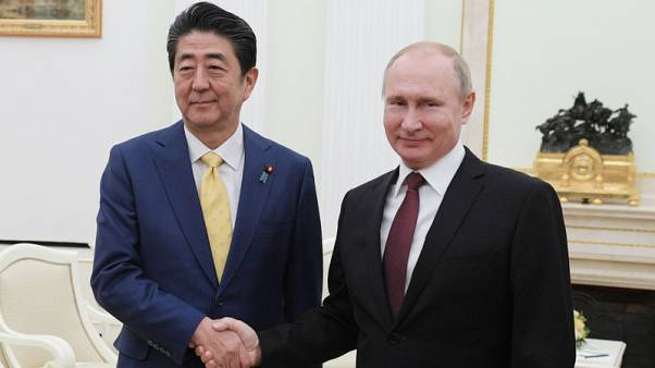 Russia says any deal to end land row with Japan needs public support