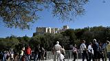 Greece removes historic sites from fund list after privatisation protests