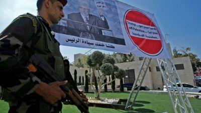 L'Autorité palestinienne va refuser toute aide américaine