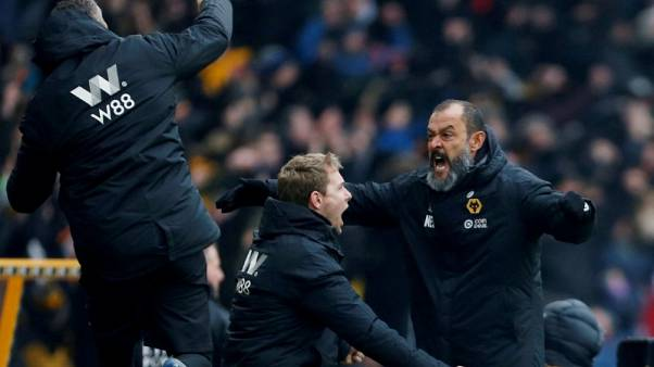 FA fines Nuno after Wolves' boss accepts misconduct charge