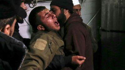 Un Palestinien tué par un tir de char israélien