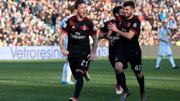 Biglia: Vorrei tornare contro il Napoli