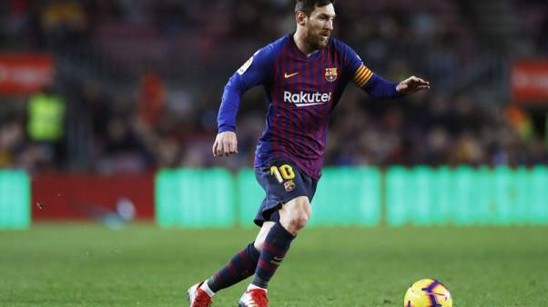Messi left out of Barcelona squad to face Sevilla in cup, Boateng in