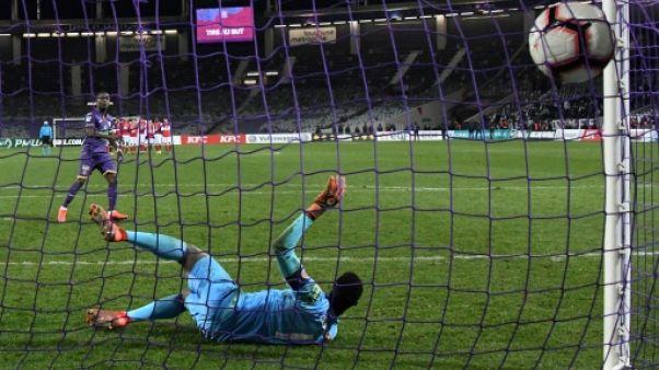 Coupe de France: Toulouse fonce en 8es après un match fou