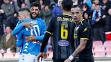 Frosinone hit back at 'rude' Napoli owner