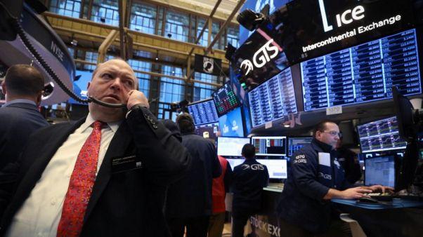Equities slump on growth, trade worries