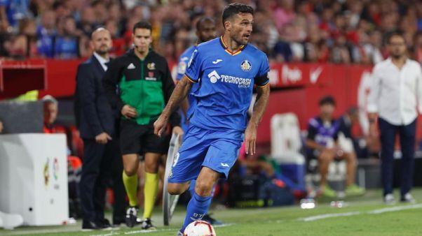 Molina strike gives Getafe edge over Valencia in Copa del Rey