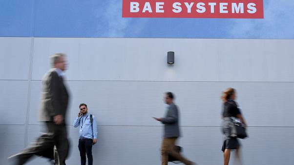 BAE Systems wins $474 million U.S. defence contract - Pentagon