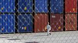 Japan exports post worst fall in two years as trade war bites