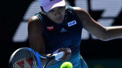 Open d'Australie: première demi-finale à Melbourne pour Osaka