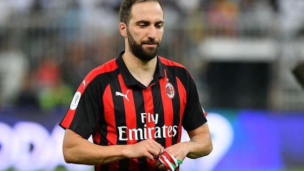 Milan agree Piatek deal, Chelsea close in on Higuain - reports