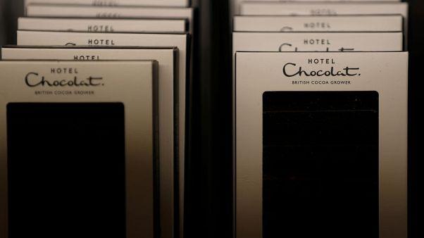 Hotel Chocolat bucks gloomy Christmas with strong sales