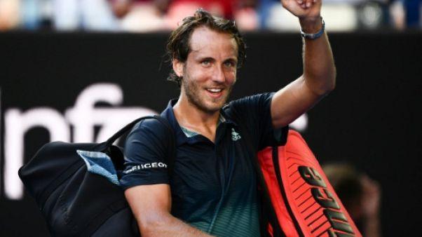 Open d'Australie: Pouille goûte à l'ivresse des sommets, Serena perd pied
