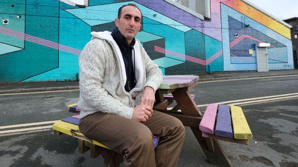 Braving dangerous waters, Iranians seek a better life in Britain
