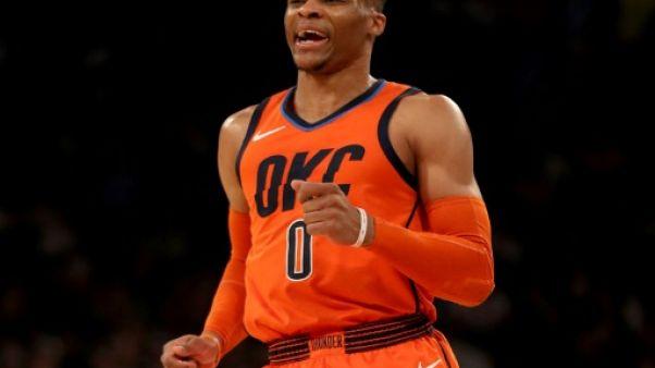 NBA: Toronto confirme ses prétentions, Westbrook voit triple pour OKC
