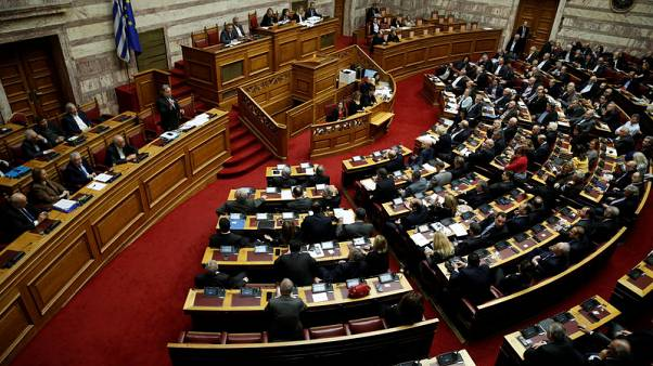 Greek lawmakers edge towards Macedonia deal as issue divides nation