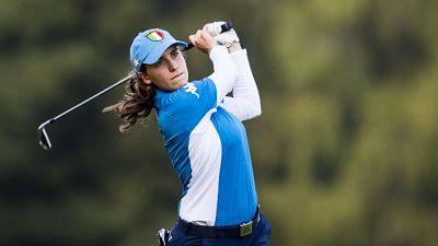 Golf: Masters Augusta si tinge di rosa