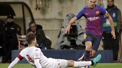 Barcellona: Denis Suarez verso l'Arsenal