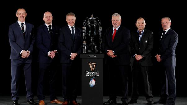 Rugby - Ireland braced for England wind-ups ahead of Six Nations opener